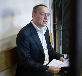 Николай Мартыненко вызвал «отмывание» на себя