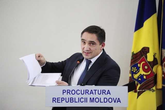 Генпрокурор Молдовы заразился коронавирусом