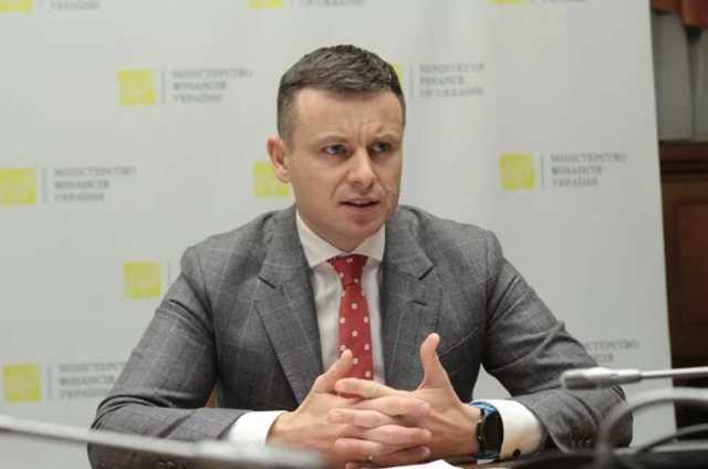 Министр финансов Марченко заразился коронавирусом