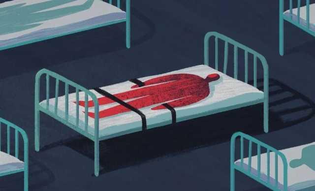 Тюрма по-русски: пролежни «чуть ли не до мяса». В тюремной больнице обнаружили заключенных, которых неделями не отвязывают от кроватей