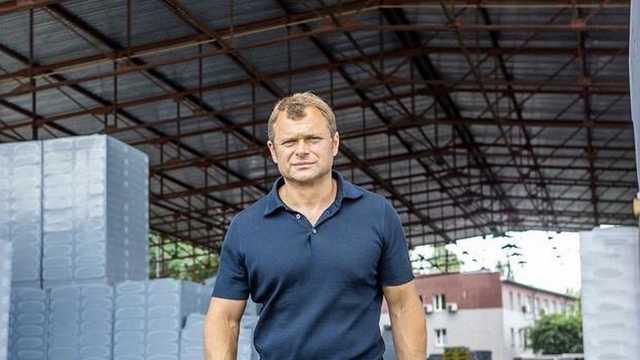 Лищина Сергей Богданович: патриот с шахтой в ДНР, друг Олега Вольмана с заводом в Житомире