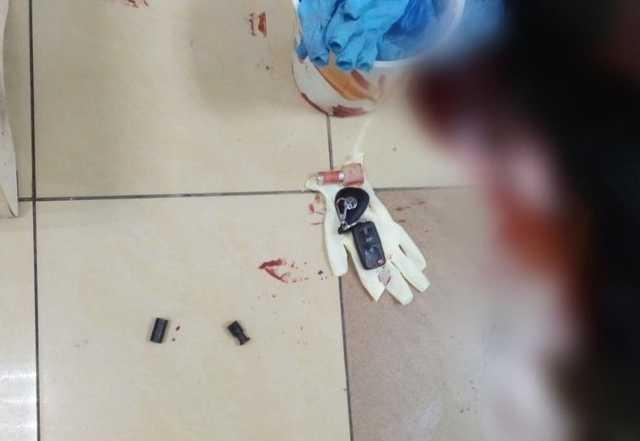 Россиянин расстрелял и зарубил топором жену, которая решила от него уйти