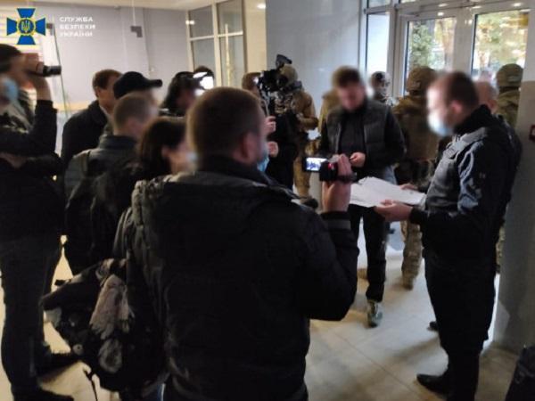 СБУ пресекла масштабную фальсификацию на выборах мэра Одессы