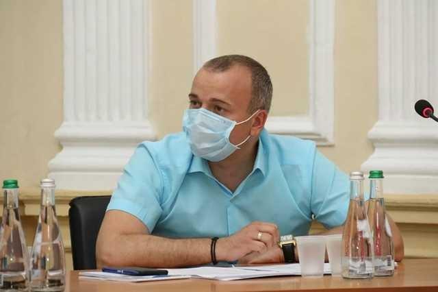Оборотень в прокурорском мундире Болгар Олег Васильевич продолжает грабить Одессу