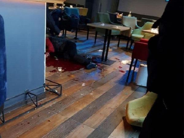 Очевидцы помогли зарезать: в деле об убийстве в харьковском ресторане новый поворот