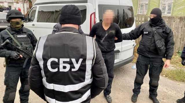 """В Сумах задержан """"смотрящий"""" за Харьковом"""