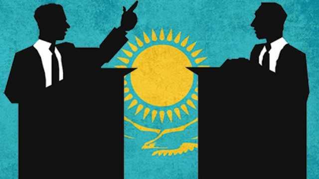 Партия ХАК: Мухамеджана Тазабекова спрятали в кусты, грязную работу доверили младшему Тлеухану и его благоверной