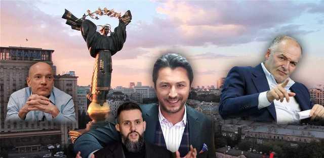 """Они прошли: фракция партии """"Голос"""" в Киевсовете IX созыва"""