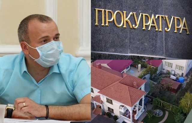 У одесского прокурора Олега Болгара нашли многомиллионное состояние и паспорт ЕС