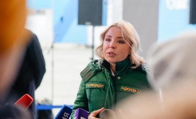 Светлана Радионова прикрывает интернет-пиаром свою преступную некомпетентность