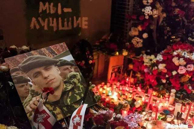 СК Беларуси заявил, что погибший Роман Бондаренко был пьян, а избили его не силовики