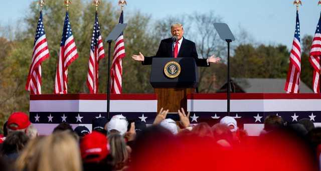 Сопротивление Трампа: потери при поражении очень серьезные