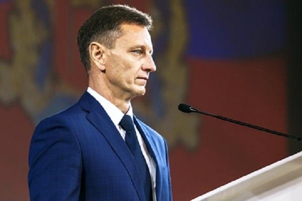 Губернатор Владимирской области заразился коронавирусом