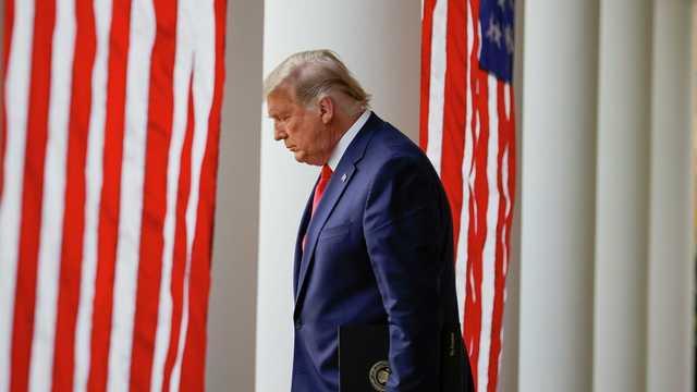 Трамп впервые допустил свой проигрыш на выборах