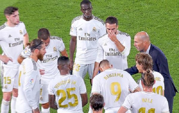 «Реал» хочет сократить зарплаты футболистов