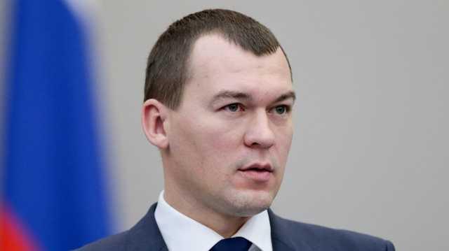 И банщик Жирика перегрелся. Дегтярёв тратит из бюджета на личную охрану 33 миллиона!