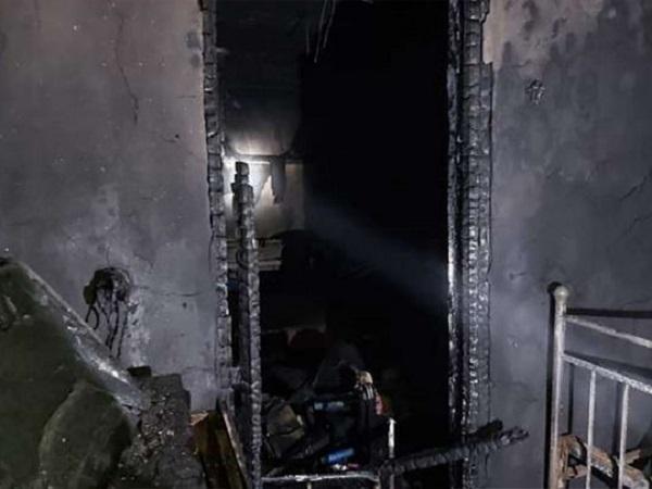 Трое маленьких детей сгорели заживо в Днепропетровской области