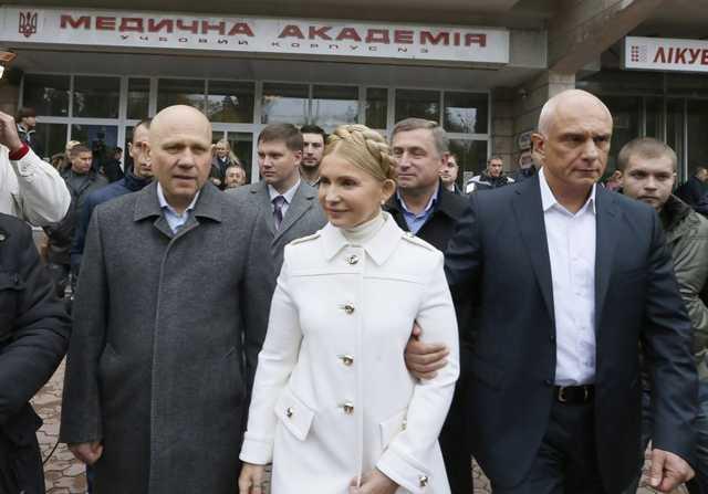 Муж Юлии Тимошенко заразился коронавирусом