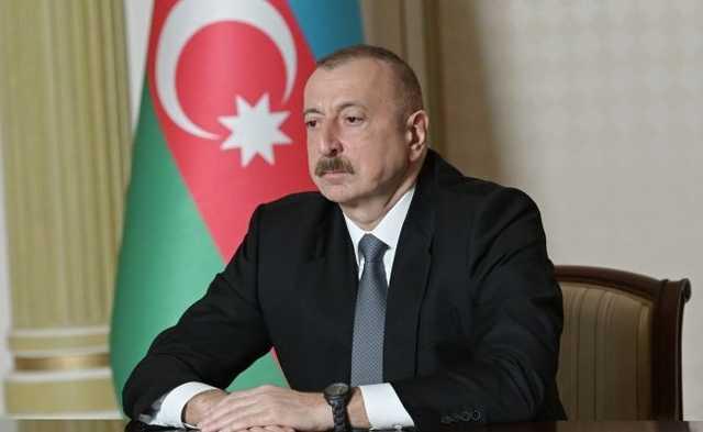Алиев потребовал от Армении возмещения ущерба за 30 лет войны в Карабахе