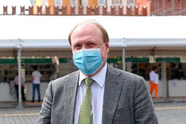 Советника Путина госпитализировали с коронавирусом
