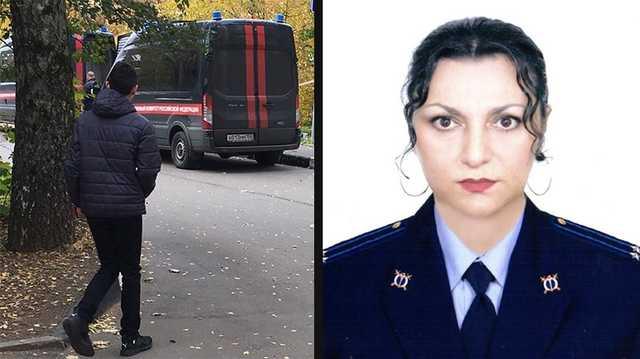 Нанятый в даркнете студент рассказал на видео об убийстве следователя Шишкиной
