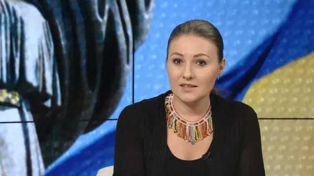 Ведущий канала Порошенко в прямом эфире обвинил нардепа «ЕС» Федину во лжи. Она покинула студию