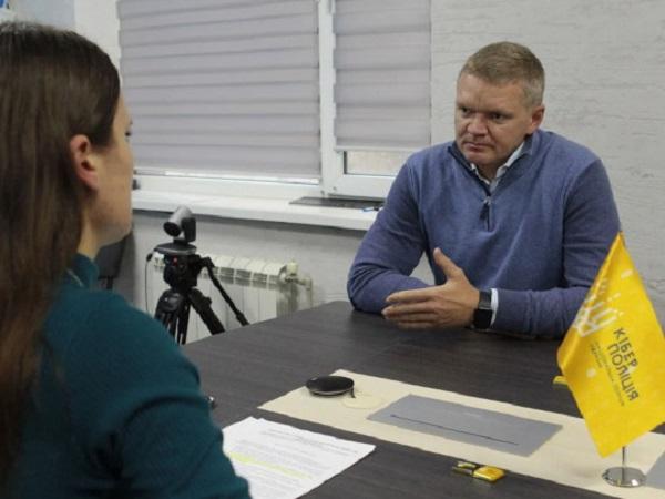 Главный киберполицейский Украины требует уничтожить «компромат», который «нарыло» на него НАПК