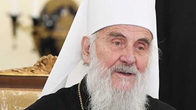 С COVID-19 госпитализированы Афинский и Албанский архиепископы, Сербский патриарх – в тяжелом состоянии