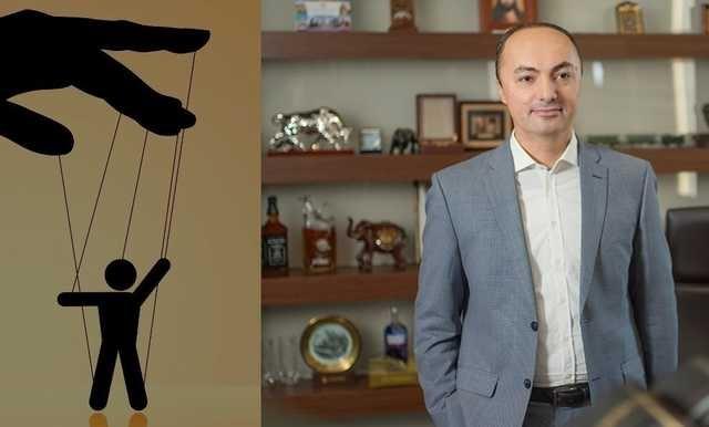 Ваган Симонян – пешка в политических предвыборных играх