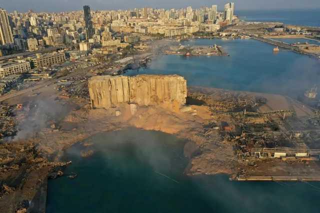 Исследователи опубликовали полную видеохронологию взрыва в порту Бейрута