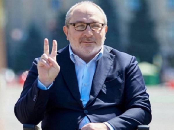 Уточнена дата возможного возвращения Кернеса в Харьков