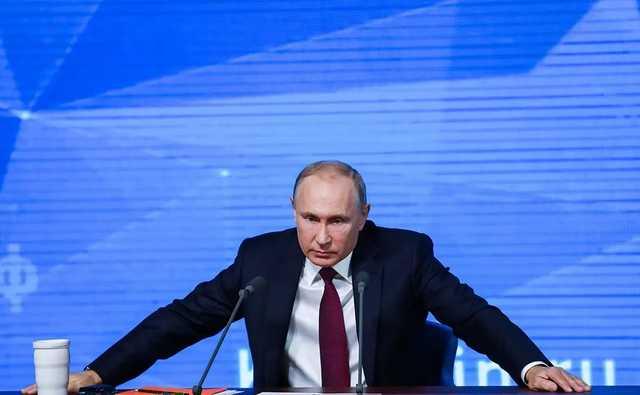 Впервые с начала пандемии Путин проведет публичную встречу