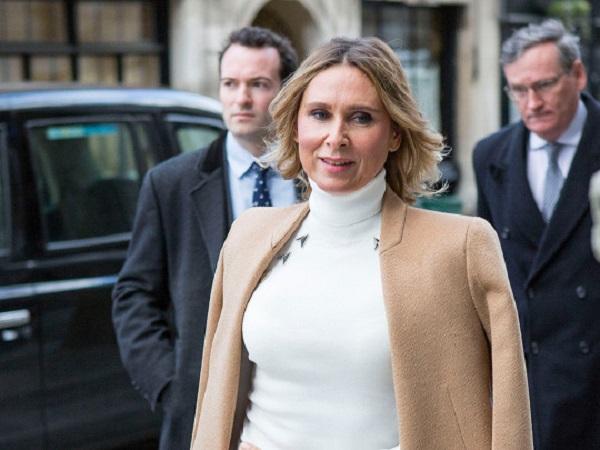 Экс-жена российского олигарха, отсудившая при разводе 606 млн долларов, теперь судится с родным сыном