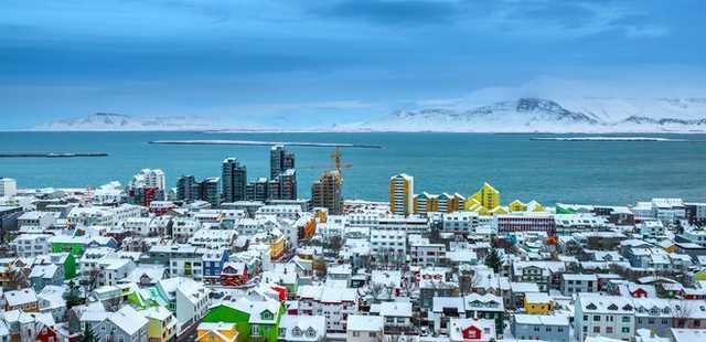 Исландия открывается для иностранцев. Условие въезда – зарплата 200 000 грн