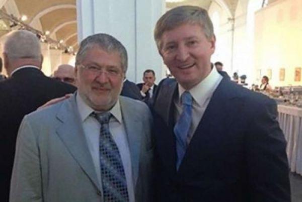Коломойский и Ахметов договорились, как грабить украинцев