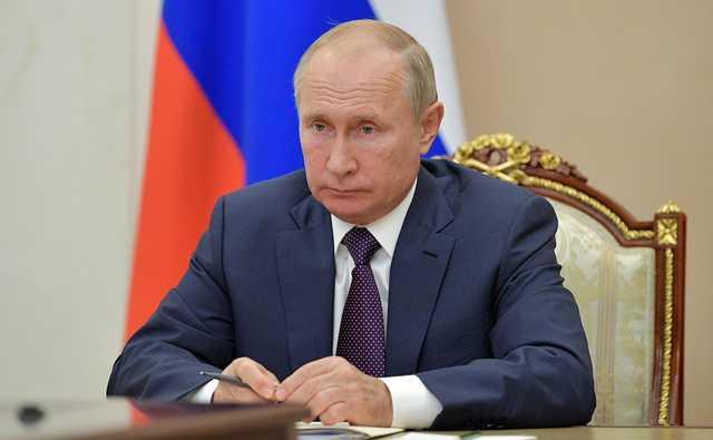 Путин признал легализацию каннабиса в мире угрозой нацбезопасности России