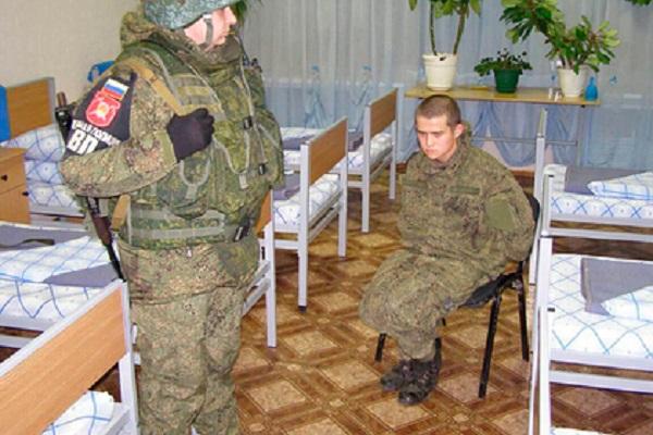 Расстрелявший сослуживцев Шамсутдинов рассказал об угрозах окунуть его в унитаз