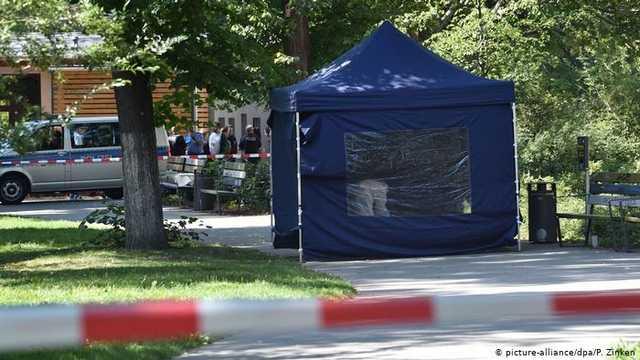 Задержании убийцы чеченца в Берлине: «Это было как в кино»