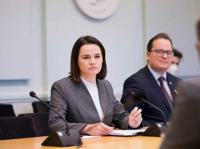 Тихановская о договоренностях Лукашенко с Кремлем: Все будет пересмотрено и аннулировано