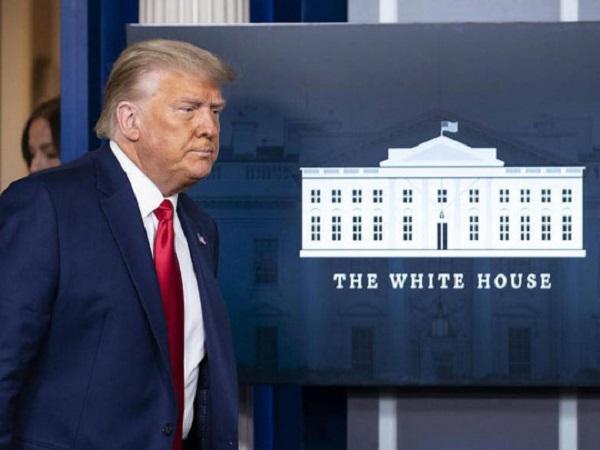 Трамп назвал условие, при котором он покинет Белый дом