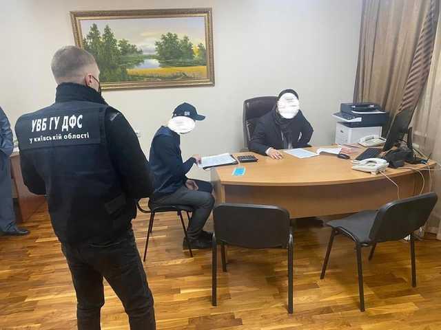 Замначальника Киевской таможни подделал больничный