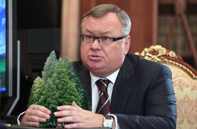 Председатель правления ВТБ Андрей Костин собирается застроить часть заповедных лесов в Ярославской области