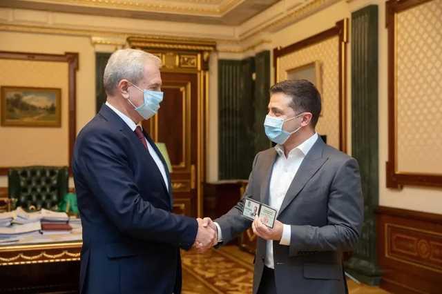 Зеленский назначил главой Одесской ОГА люстрированного соратника Януковича