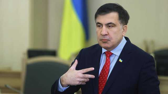Саакашвили закрутил роман со «слугой народа», младшей на 22 года – СМИ