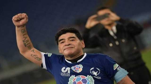 «Он жил не по средствам». Журналист сообщил, что Диего Марадона умер без денег