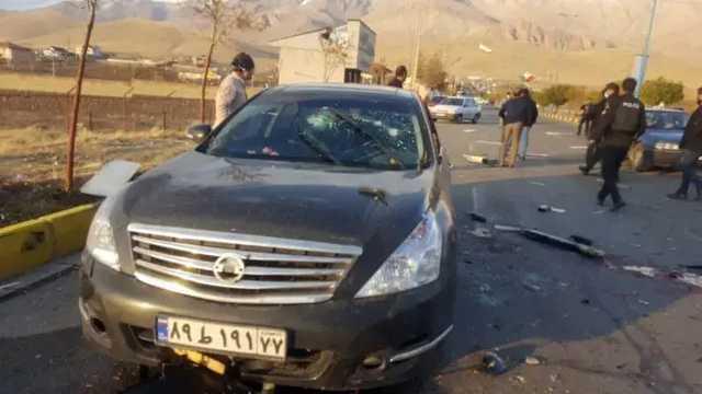 СМИ: Убийство иранского физика – попытка Трампа навредить Байдену