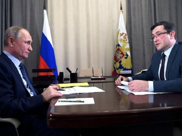 Путин уничтожил губернатора одним вопросом