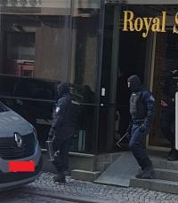 Полиция задержала Гулама Гулами