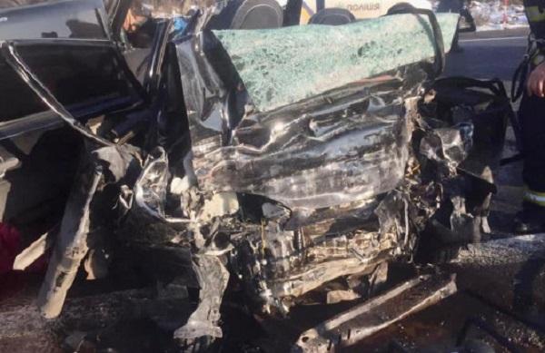 В жутком ДТП под Мукачево погибли пять человек: первые подробности