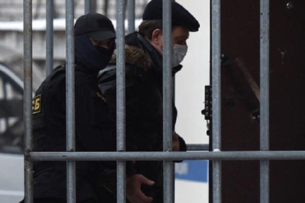 Арестованного экс-мэра Томска оставили в СИЗО